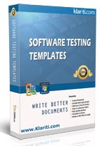 Software Testing Templates - Excel & Word