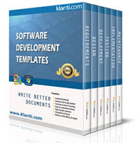 Software Development SDLC Templates